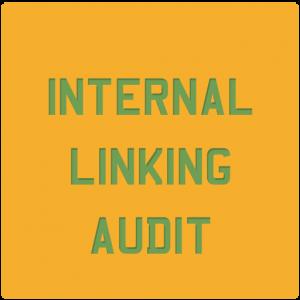 Internal Linking Audit